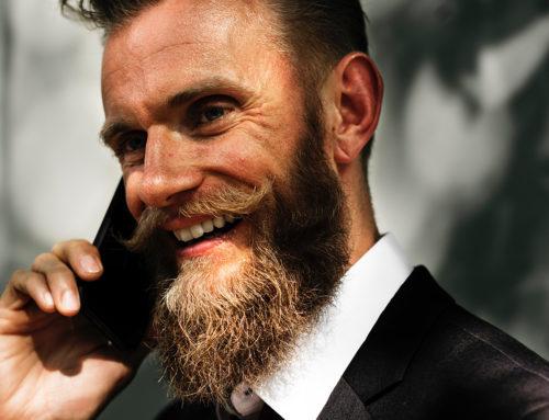 Fermare il prurito della barba? Si può!