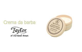 Crema da barba Taylor
